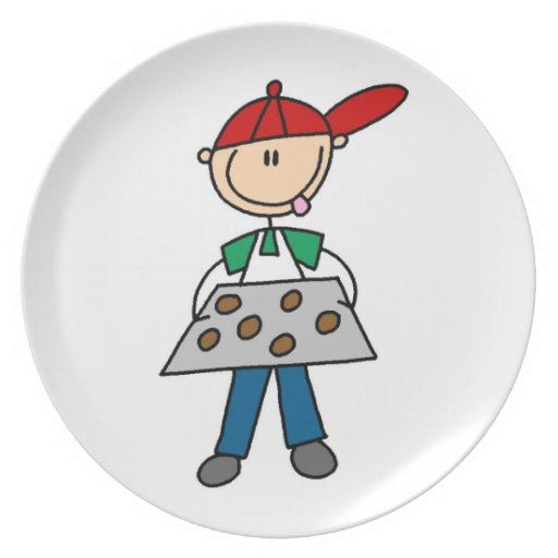 Baking cookies on a stick Baking Cookies On A Stick http://www.zazzle.com/stick_figure_baking ...