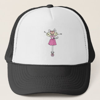 Stick Figure Ballet Dancer Hat