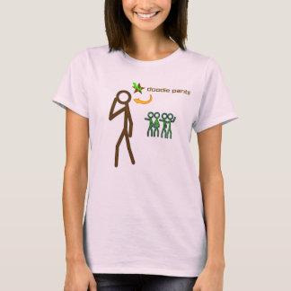 Stick Figure Doodiepants T-Shirt