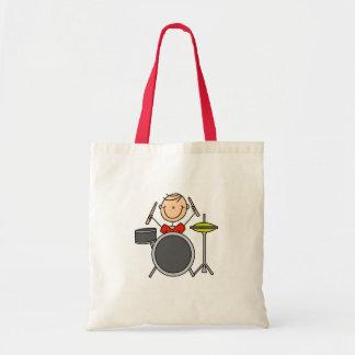 Stick Figure Drummer Bag