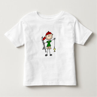 Stick Figure Fishing Tshirts and Gifts