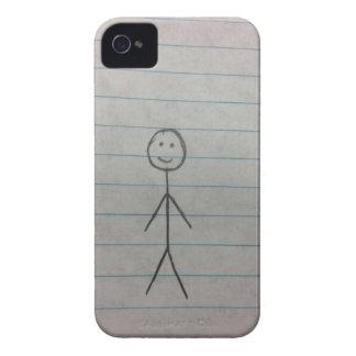 Stick Figure Iphone 4/4s Case