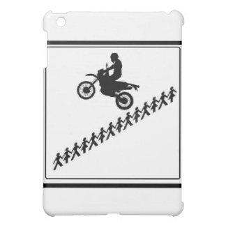 STICK FIGURE MOTOCROSS iPad MINI COVERS