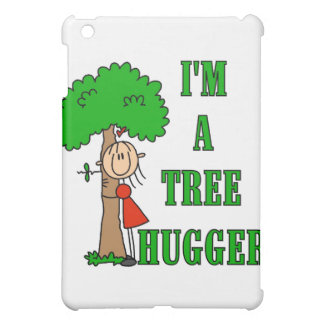 Stick Figure Tree Hugger and Gifts Cover For The iPad Mini