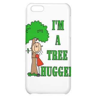 Stick Figure Tree Hugger and Gifts iPhone 5C Case