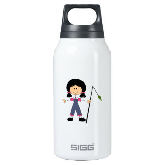 STICK FISHERGIRL SIGG THERMO 0.3L INSULATED BOTTLE