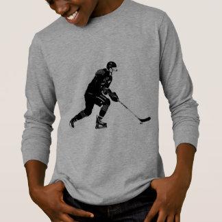 Stick Handling Pro- Ice Hockey Player T-Shirt