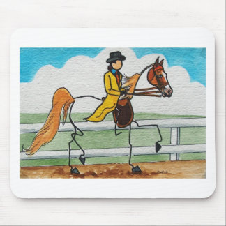 STICK HORSE American Saddlebred Mouse Pads