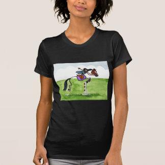 STICK HORSE Pony Showjumping Tshirt