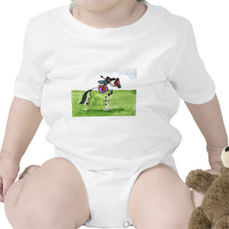 STICK HORSE Pony Showjumping Creeper