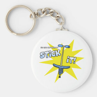 Stick It Keychain