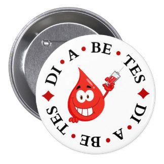 Stick It to Diabetes Button