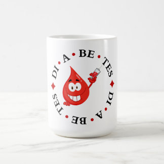 Stick It to Diabetes Coffee Mug