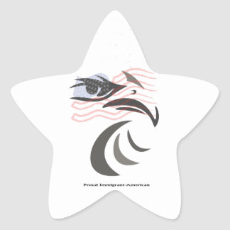 Stick-it with a conscience star sticker