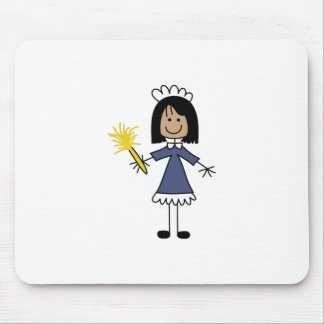 STICK MAID MOUSE PAD