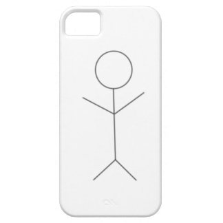 stick man iPhone SE/5/5s case