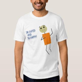Stick man sam t-shirt