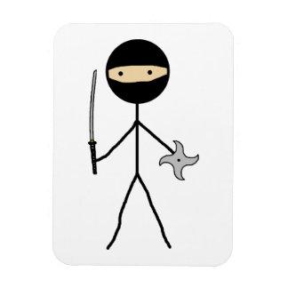 Stick Ninja Flexible Magnets