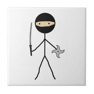 Stick Ninja Tile