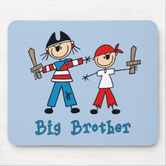 Stick Pirates Big Brother Mouse Pad