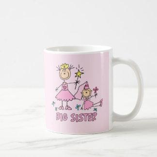 Stick Princess Duo Big Sister Coffee Mug