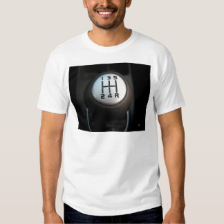 Stick Shift - Gear Box T-Shirt
