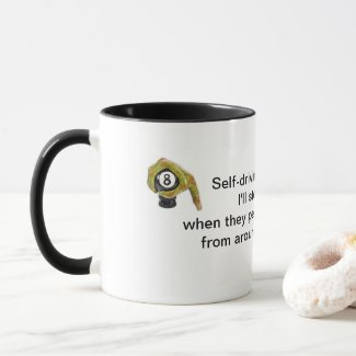 Stick Shift Mug