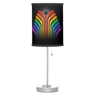 Stick Spectrum Table Lamp