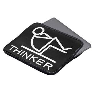 Stick Thinker Computer Sleeve