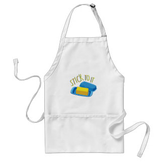 Stick To It Adult Apron