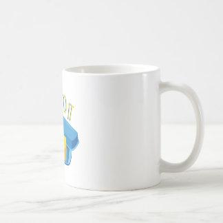 Stick To It Coffee Mug