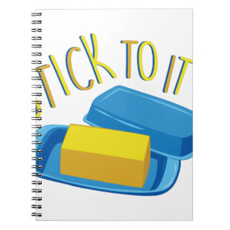 Stick To It Notebook
