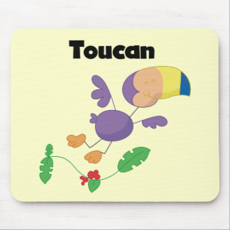 Stick Toucan Tshirts and Gifts Mouse Pad
