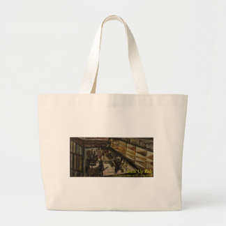 stick up kids tote bag