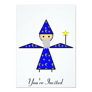 Stick Wizard Card