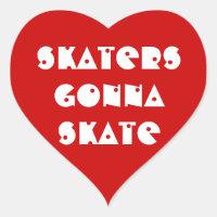 Sticker 20-Pack: Skaters