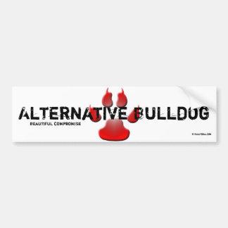 Sticker alternative Bulldog