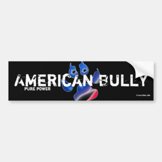 Sticker American Bully