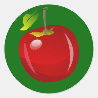 Sticker - Apple