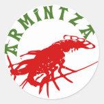 Sticker Armintza lobster