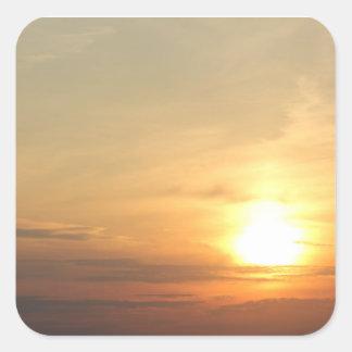 Sticker Beautiful Sunset