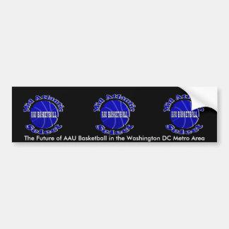 Sticker - Black - Mid Atlantic Select Bumper Car Bumper Sticker