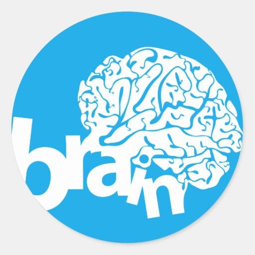 Sticker | Brain