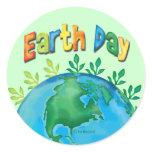 STICKER Earth Day