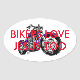STICKER FOR BIKERS