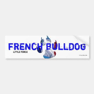 Sticker French Bulldog