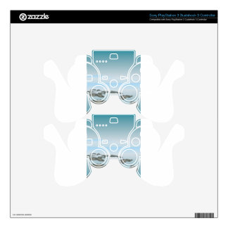 sticker game PS3 controller decal