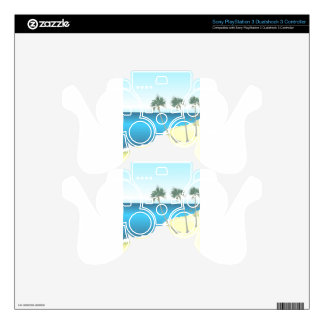 sticker game skins for PS3 controllers
