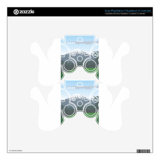 sticker game PS3 controller skins