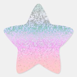 Sticker Glitter Star Dust